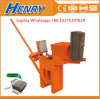 Qmr2-40 Hydraform manuale ha compresso il prezzo di collegamento solido della macchina del blocchetto della macchina del mattone della terra in India