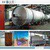 10トンのオイルのためのベストセラーの不用なリサイクル機械