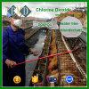 Huhn-Haus-hängender verzögert abfallender desinfizierender Beutel