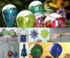 De Staken en de Tellers van de Tuin van het Ornament van het glas