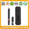 Rechteckiger kosmetischer Metallzinn-Behälter für Lippenstift-verpackenkasten
