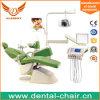 快適な口腔外科の患者によって上取付けられる歯科椅子