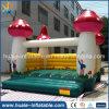 Aufblasbares springendes Schloss, Schloss-aufblasbaren Prahler spielend, aufblasbares kombiniertes aufblasbares für Verkauf
