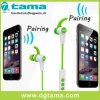 De hete Hoofdtelefoon van Bluetooth van de Sporten van de Verkoop sluit synchroon snel Twee Telefoons aan