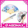 Ventilatore piegante tenuto in mano di bambù per il ventilatore tenuto in mano della decorazione/Dancing della festa nuziale