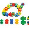 Feito no brinquedo dos blocos de apartamentos do parafuso das crianças de China