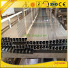 Perfiles de aluminio de ofrecimiento del tubo de la fábrica para la cerca de aluminio
