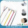 Schild Unshield 10 Kabels van het Alarm van de Veiligheid van Kernen