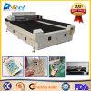 Grabado del laser del CO2 de la calidad que hace publicidad de la decoración/del bordado/de la máquina China de la electrónica