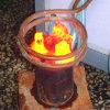 промышленный сварочный аппарат паяя индукции 25kw для инструментов карбида