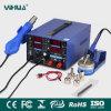 Estación que suelda del USB de Yihua 853D 3A