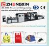 Machine de fabrication de sacs à provisions réutilisable non tissée de supermarché (ZXL-D700)