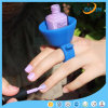 Nuevo uñas portátiles portatil titular de la botella de polaco de uñas
