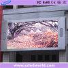 Mur visuel polychrome extérieur de P20 DEL pour la publicité d'étalage