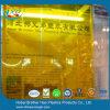 De duurzame Flexibele Insecten controleren de Gele Vlakke Plastic Broodjes van het Gordijn van de Strook van de Lucht