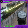 7PCS 12W RGBW Poutre Moving Head LED Disco Light