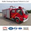 carro de alta presión Euro4 de la regadera del fuego del chasis de 2ton Japón Isuzu