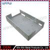 Précision faite sur commande d'acier inoxydable estampant la feuille de plaque métallique