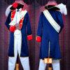 Het Kostuum van Cosplay van de Uniformen van de Oorlog van Pruisen van Aph