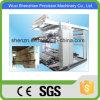 Tecnología avanzada completa automática de cemento Kraft bolsa de papel