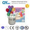 Цилиндр гелия хорошего качества устранимый для воздушных шаров продает оптом