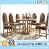 熱い販売法の現代デザインホテルの家具のホーム食事の椅子セット