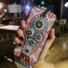 Caso elegante de teléfono móvil de venta caliente para iPhone6 / 6s / 7 / 7s Teléfono estilo étnico Shell