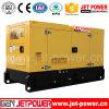 Générateur réglé de secours d'utilisation de la construction 100kw de diesel de générateur de Ricardo 125kVA