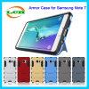 Caja protectora del teléfono de la armadura a prueba de choques de Hotselling para la nota 7 de Samsung