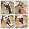 3D Cartoon Print Customized Cell Phone Caso para Samsung S6/S6edge/S6plus