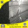 Q235 de Warmgewalste Vierkante Pijp Van uitstekende kwaliteit van het Vloeistaal