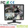 Beroeps 15 kabeltelevisie Monitor van Inch LCD met VGA Input