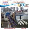 Cadena de producción reforzada fibra del tubo del PVC