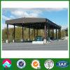 Estación de servicio del gas de la estructura de acero/edificio de la gasolinera