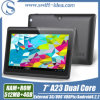Quente novo! ! ! Baixos PC de Cost 7 '' Dual Core 512MB+4GB Cheap China Tablets (PBD724A)