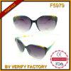 Moderne preiswerte F5979 Katzenauge-polarisierte Sonnenbrillen