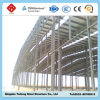 Parapet Wall를 가진 가벼운 Structural Steel Building