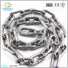 Ss304 DIN766の標準ステンレス鋼のリンク・チェーン