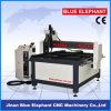 Máquina de estaca de alumínio do plasma do CNC do cobre do aço inoxidável do ferro
