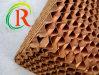 Garniture de refroidissement par évaporation de nid d'abeilles de cellulose pour la Chambre de volaille