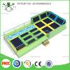 Fabricant de parc de trempoline de la Chine avec la bonne qualité