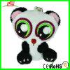 Reizender kleiner Plüsch-Panda Keychain