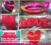 Valentines Decoration를 위한 Inflatable Dcorations를 주문을 받아서 만드십시오