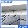 Comitato di plastica di alluminio Acm della decorazione edificio di Alucbond