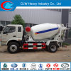 ISO Standard High Qualitly Foton 4X2 Concrete Mixer Truck