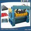 Gewölbtes und Ibr Metalldach-Panel walzen die Formung der Maschine kalt