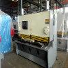 Машина гидровлической гильотины режа для автомата для резки QC11y-6/4000 плиты