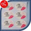 Стикер печатание изготовленный на заказ логоса цены по прейскуранту завода-изготовителя цветастый