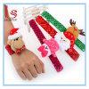 عيد ميلاد المسيح زخرفة أطفال هبة [هندبند] [سنتا] كلاوس/رجل ثلج/[ريندير/] دب يد نطاق يد إطار [وريست بند]