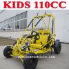 Os cabritos Electric 110cc vão Karts